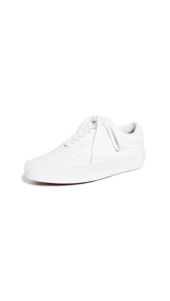 Vans UA Old Skool Sneakers in white