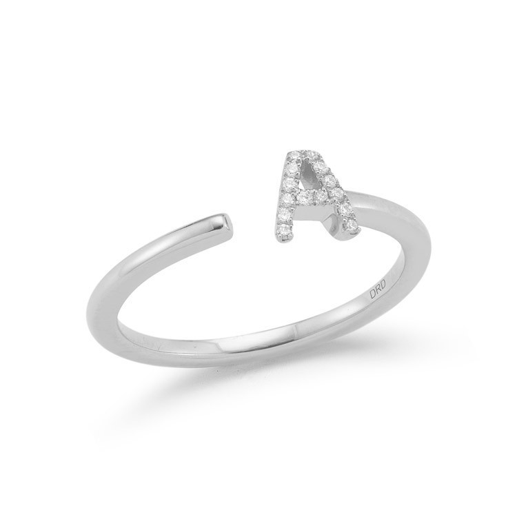 jewels initial ring