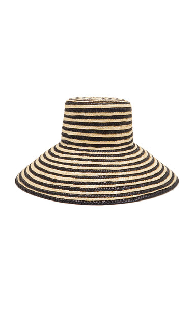 Eugenia Kim Annabelle Striped Straw Sunhat