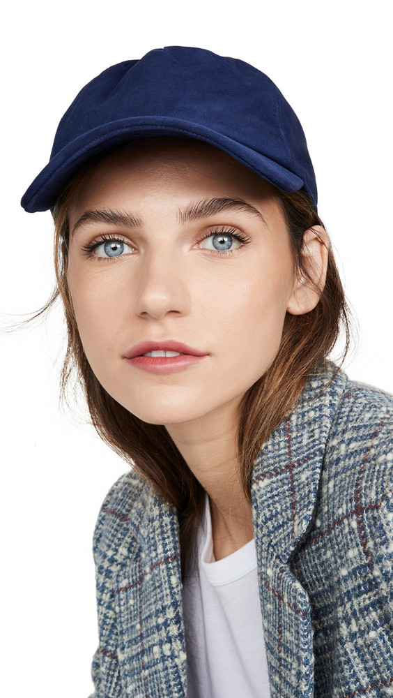 Isabel Marant Tyron Hat in midnight
