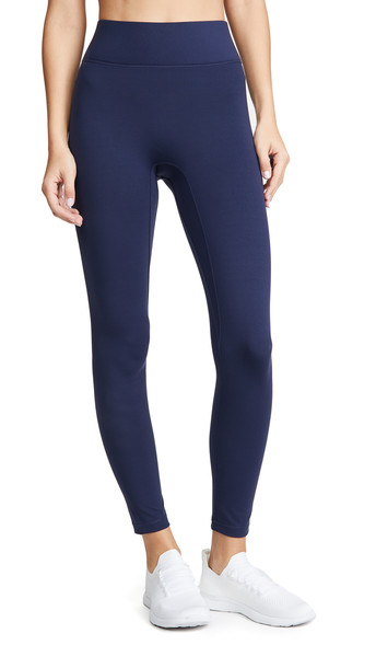 All Access Center Stage Leggings in navy