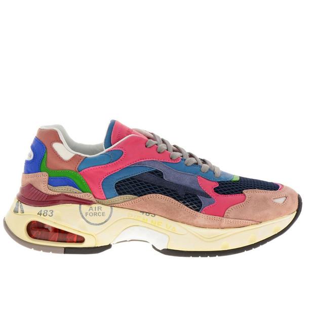 Premiata Sneakers Shoes Women Premiata in pink