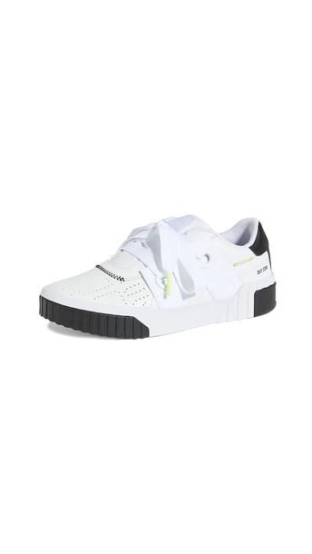 PUMA x Central Saint Martins Cali 'Day Zero' Sneakers in white