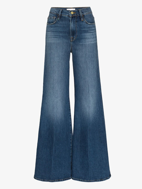 FRAME Le Palazzo denim jeans