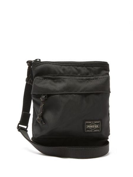 Porter-Yoshida & Co. Porter-yoshida & Co. - Force Shoulder Bag - Womens - Black