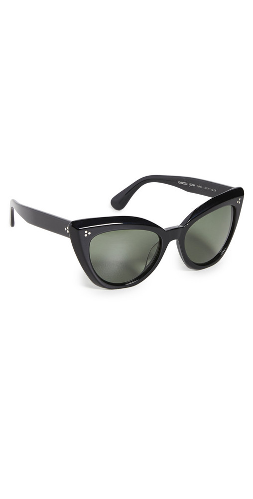 Oliver Peoples Eyewear Laiya Sunglasses in black
