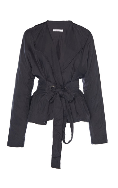 nevenka Must Be Visible Jacket Size: S in black