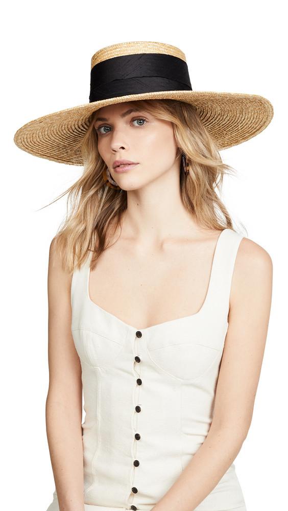 Janessa Leone Manon Hat in natural