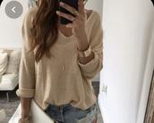 sweater,beige,pullover