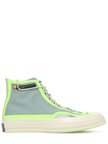 CONVERSE Fuse Tape Ct70 Sneakers in green