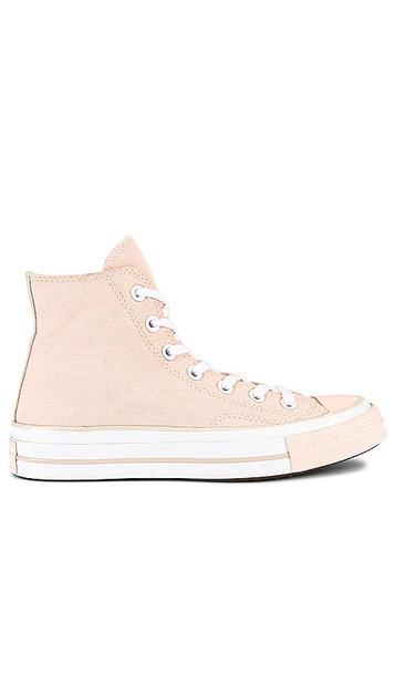 Converse Chuck 70 Hi Sneaker in Blush in pink