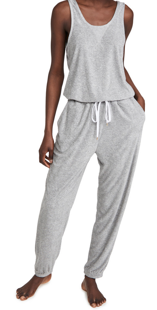 Honeydew Intimates Just Chillin Jumpsuit in grey
