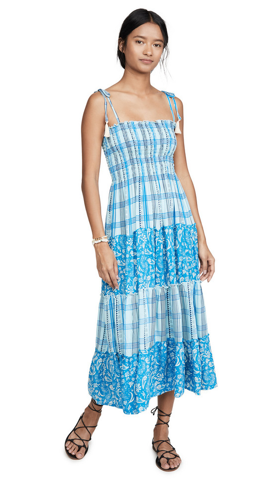 coolchange Penny Dress in cobalt
