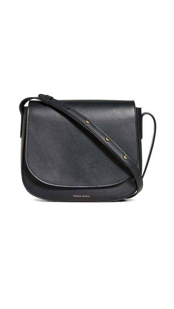 Mansur Gavriel Crossbody Bag in black