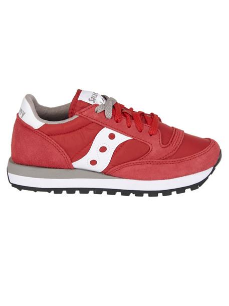 Saucony Jazz Original Sneakers in red