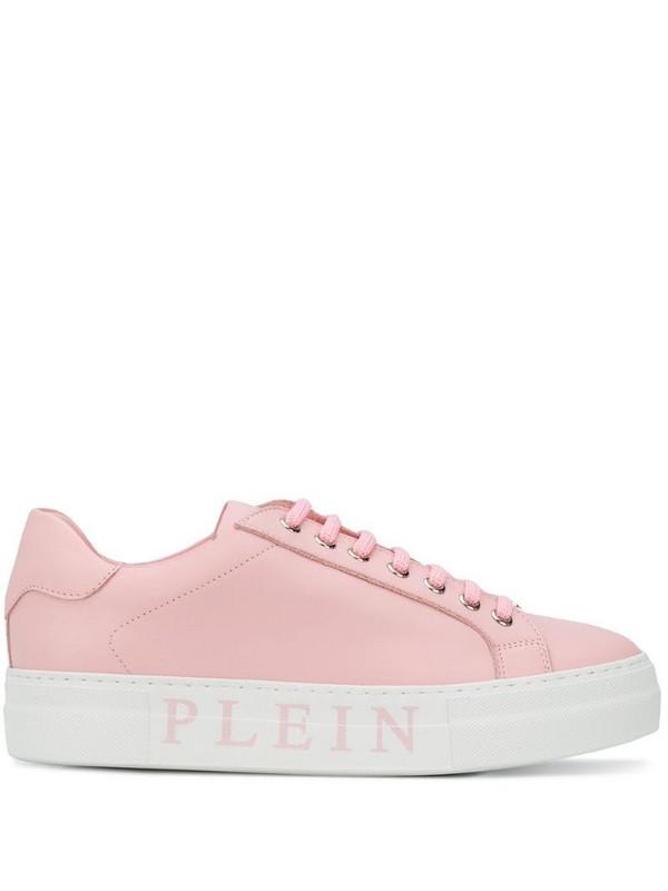 Philipp Plein low-top sneakers in pink