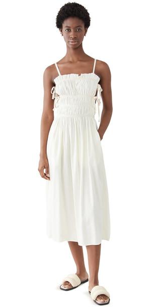 Cult Gaia Lola Dress in white