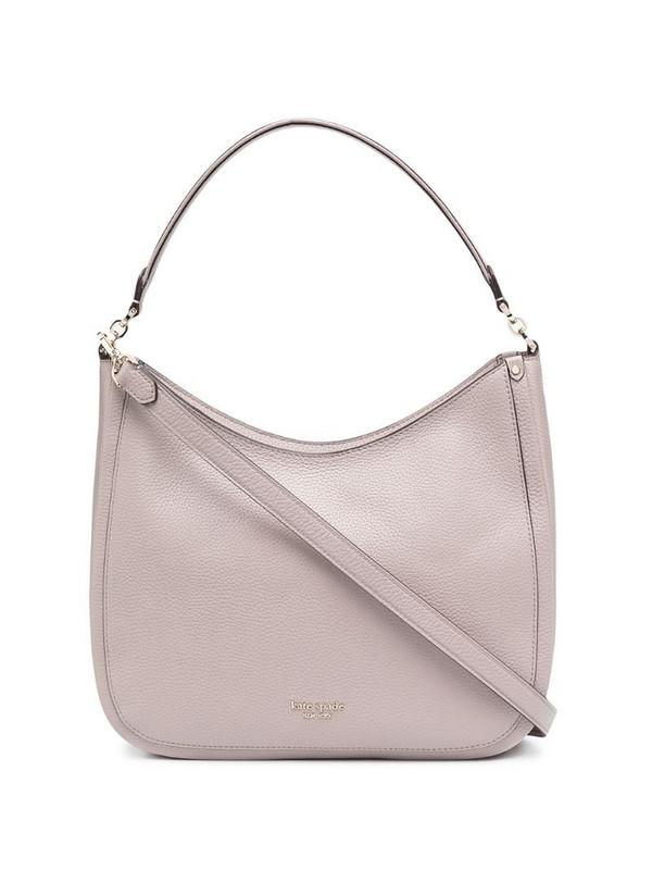 Kate Spade leather shoulder bag in neutrals