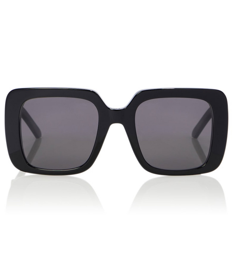Dior Eyewear Wildior S3U square sunglasses in black