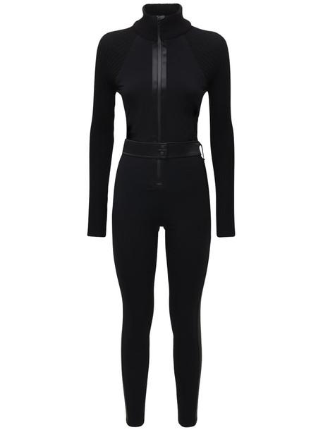 VAARA Sofia Aprés Bodysuit in black