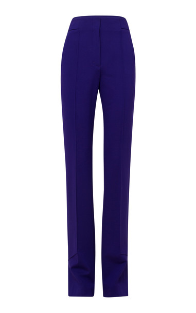 Dorothee Schumacher Emotional Essence Punto Milano Pant in purple