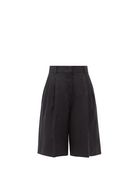 Weekend Max Mara - Sole Shorts - Womens - Black