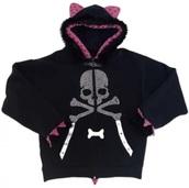 jacket,black,goth,alternative,grunge,punk,emo,scene,pink,kawaii,kawaii grunge