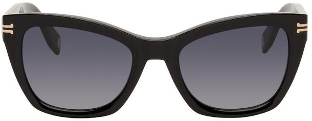 Marc Jacobs Black Cat-Eye Sunglasses