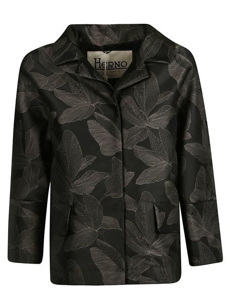 Herno Floral Print Jacket