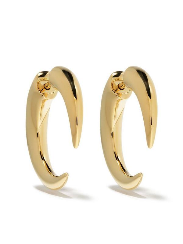 Shaun Leane Quill Talon earrings in gold