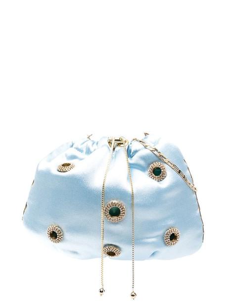 Rosantica Edith crossbody bag in blue