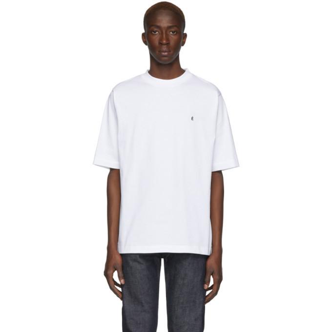 Études Études White Lakers T-Shirt