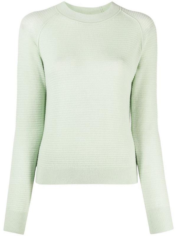 Forte Forte cashmere knit jumper in green