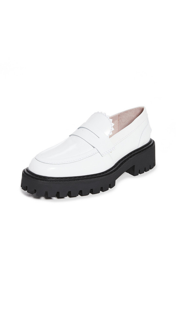 LAST Matter Loafers in white