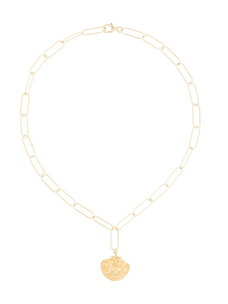 Alighieri Paola and Francesca choker in gold