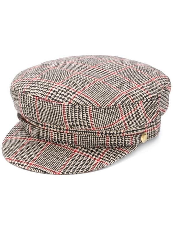 Manokhi x Toukitsou Greek Fisherman hat in brown