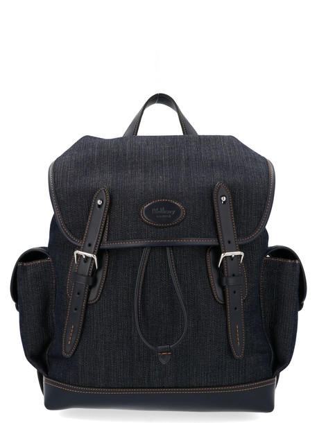 Mulberry 'heritage' Bag in blue
