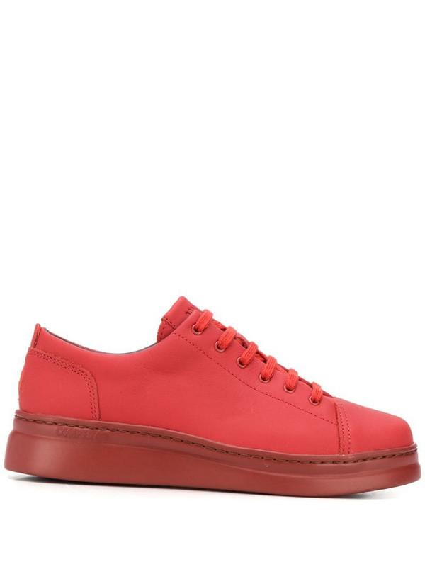 Camper Runner Up low-top sneakers in red