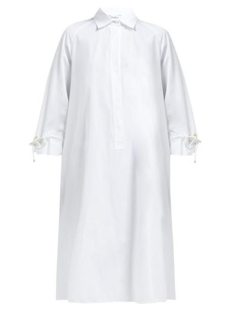 Max Mara - Molina Shirtdress - Womens - White
