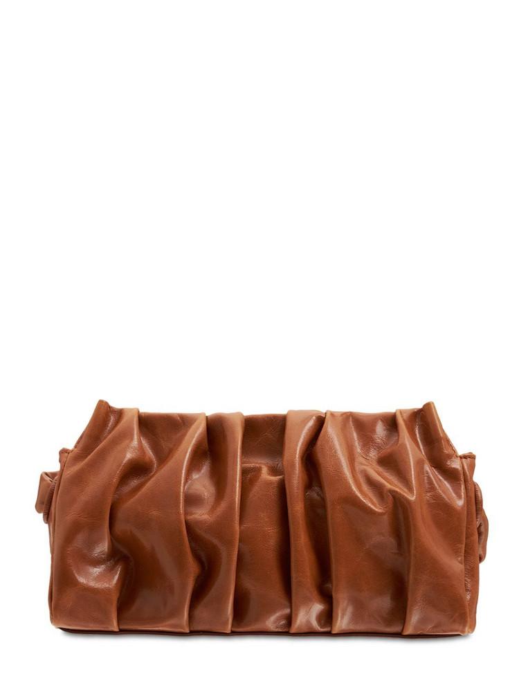 ELLEME Vague Vintage Leather Shoulder Bag