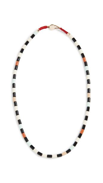 Roxanne Assoulin Terrazzo Necklace in multi