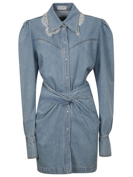 Magda Butrym Wicksville Dress in blue