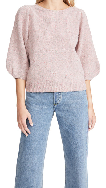 DEMYLEE Honora Sweater in pink