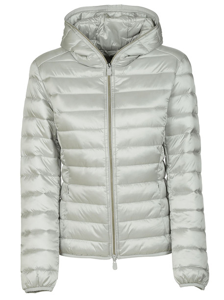 Save the Duck Fitted Hooded Classic Padded Jacket