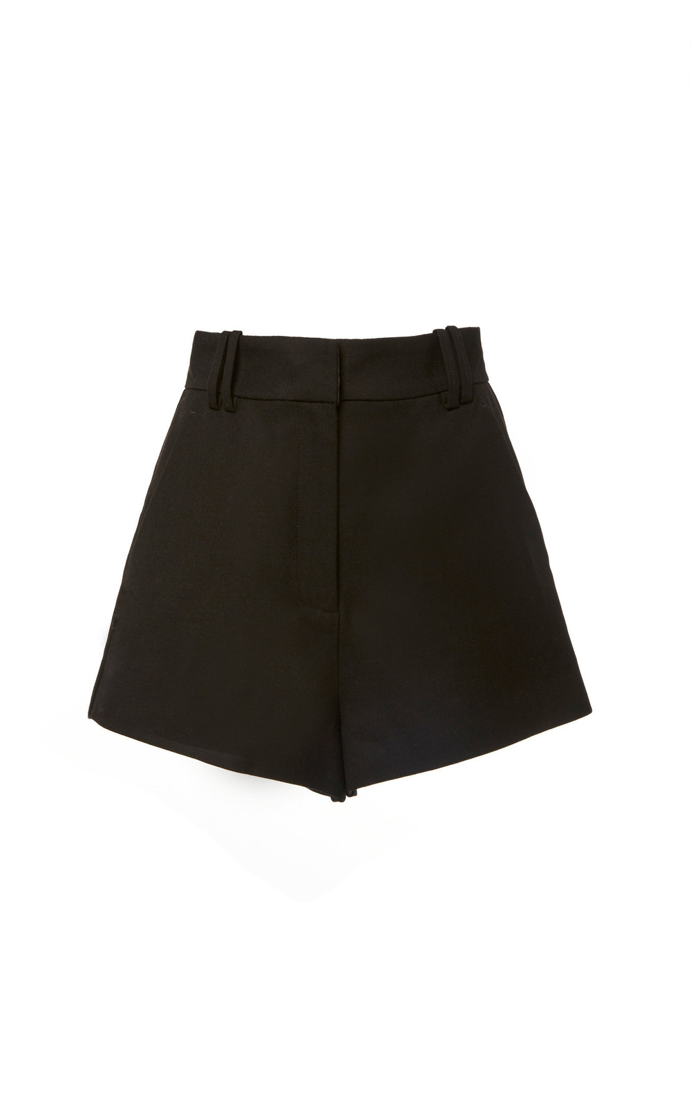 Acler Davidson Short in black