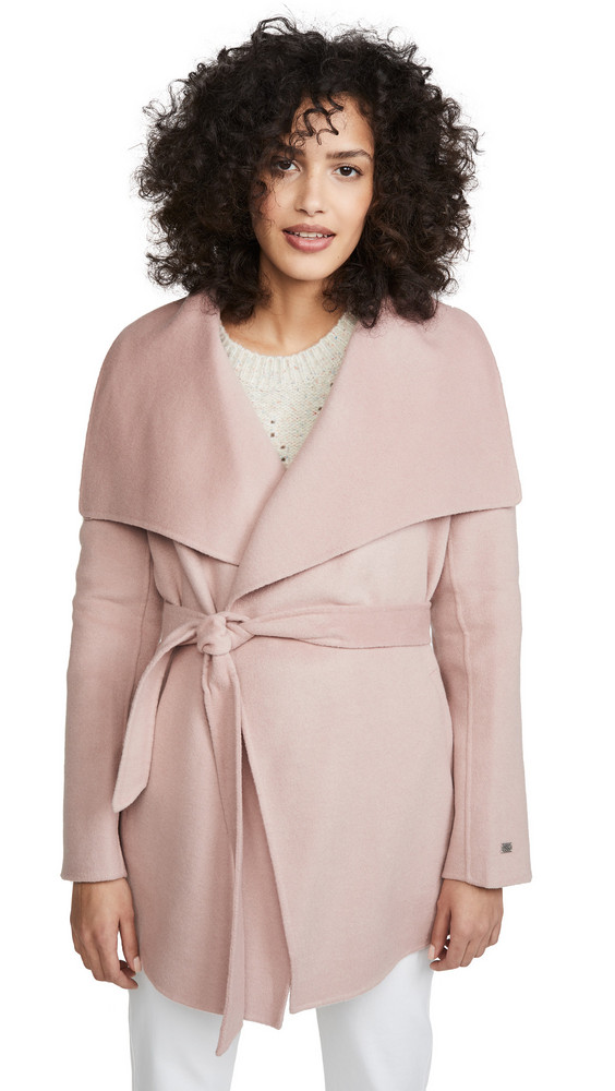 SOIA & KYO Brit Jacket in rose