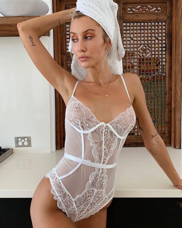 underwear white lingerie