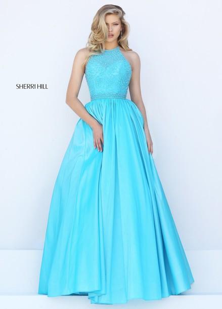 dress sherri hill 50221 prom dress