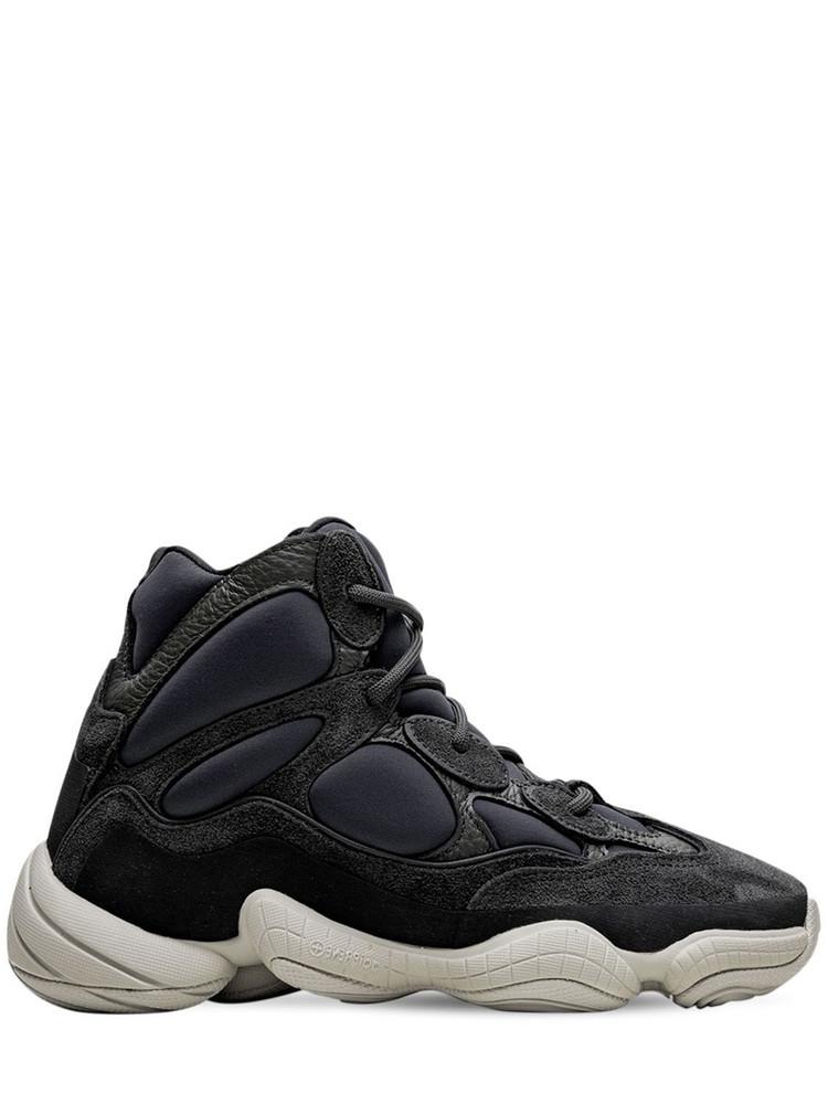 Yeezy Boost 500 High Sneakers in grey