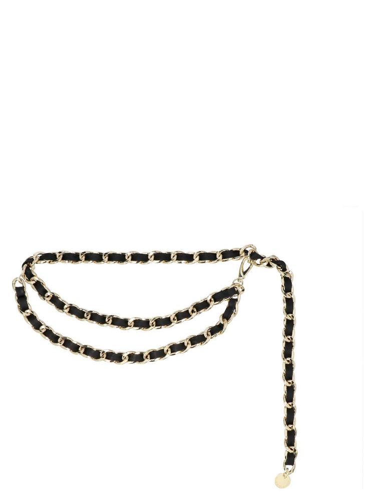 B-low The Belt gissel Chain Belt in gold